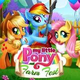 Én kicsi pónim farm fesztivál