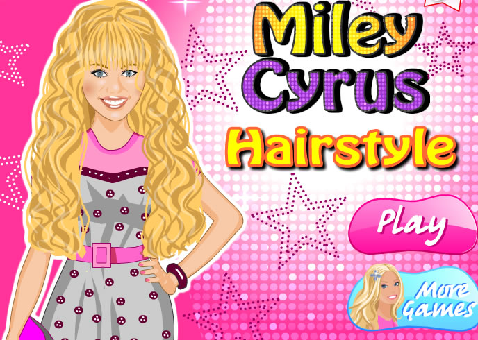 Legyél Miley Cyrus fodrásza