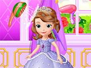 Sofia hercegnő frizurája