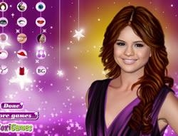 Selena Gomez átalakítás